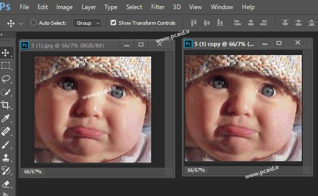photoshop cc کپی فایل