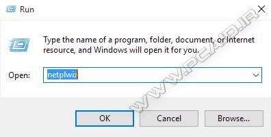 حذف اکانت مایکروسافت در ویندوز 8 1